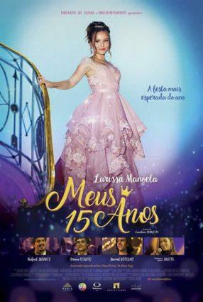 Cartaz do filme MEUS 15 ANOS