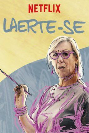 Cartaz do filme LAERTE-SE