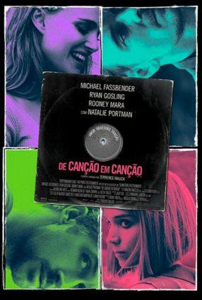 Cartaz do filme DE CANÇÃO EM CANÇÃO | song to song