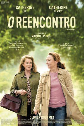 Cartaz do filme O REENCONTRO | SAGE-FEMME