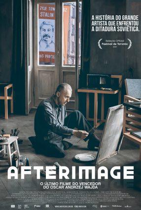 Cartaz do filme AFTERIMAGE