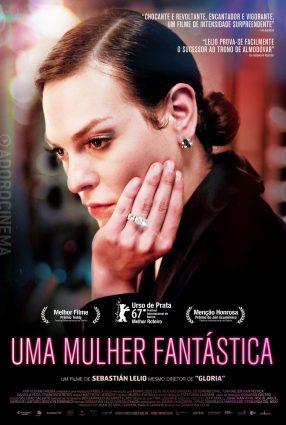 Cartaz do filme UMA MULHER FANTÁSTICA | Una Mujer Fantástica