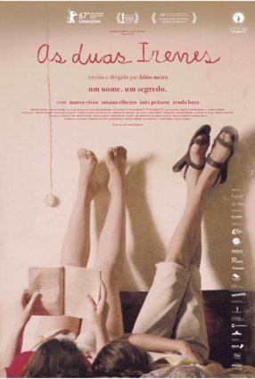 Cartaz do filme AS DUAS IRENES