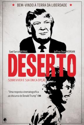 Cartaz do filme DESERTO   Desierto