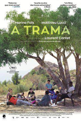 Cartaz do filme A TRAMA – L'atelier