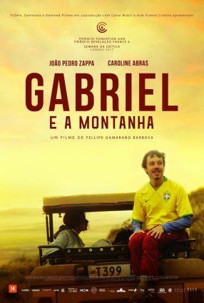 Cartaz do filme GABRIEL E A MONTANHA