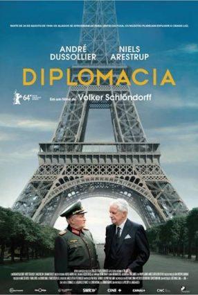 Cartaz do filme DIPLOMACIA – Diplomatie