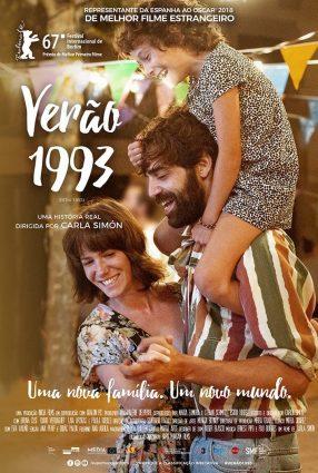 Cartaz do filme VERÃO 1993