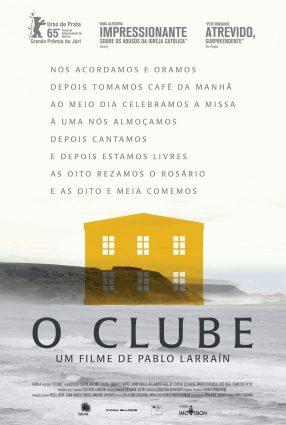 Cartaz do filme O CLUBE