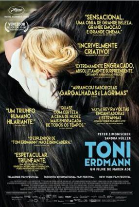 Cartaz do filme TONI ERDMANN