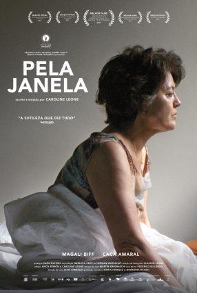 Cartaz do filme PELA JANELA