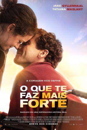 Cartaz do filme O QUE TE FAZ MAIS FORTE – Stronger
