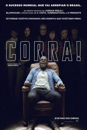 Cartaz do filme CORRA! – GET OUT