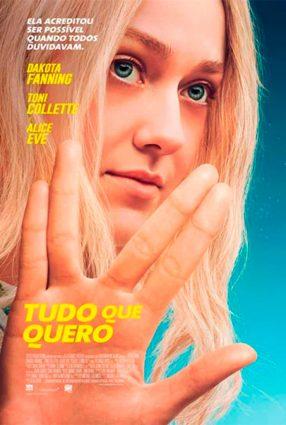 Cartaz do filme TUDO QUE QUERO – Please Stand By