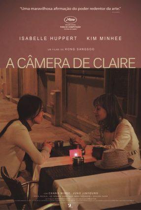 Cartaz do filme A CÂMERA DE CLAIRE