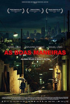 Cartaz do filme AS BOAS MANEIRAS