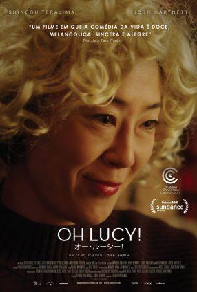 Cartaz do filme OH LUCY!