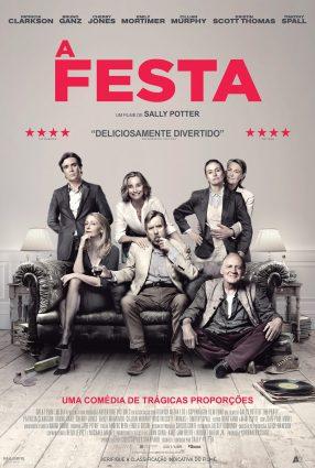 Cartaz do filme A FESTA – The Party