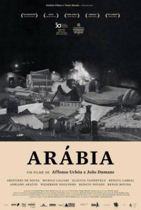 Cartaz do filme ARÁBIA