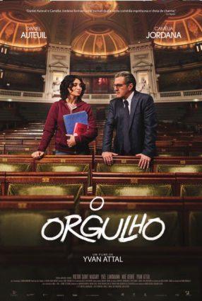 Cartaz do filme O ORGULHO – Le Brio
