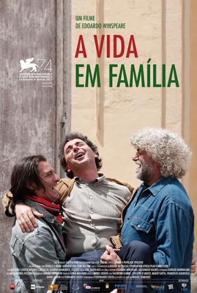 Cartaz do filme A VIDA EM FAMÍLIA – La Vita in Comune
