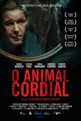Cartaz do filme O ANIMAL CORDIAL