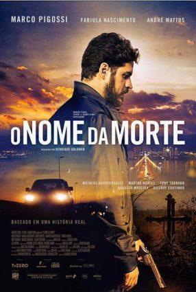 Cartaz do filme O NOME DA MORTE