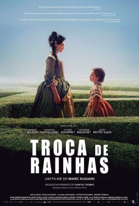 Cartaz do filme TROCA DE RAINHAS – L'échange des Princesses