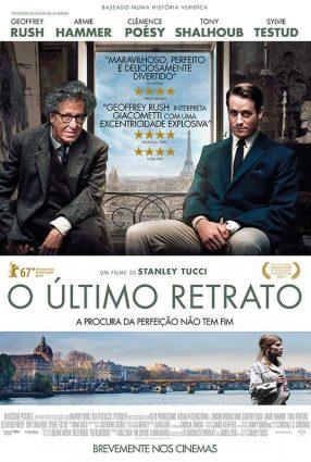 Cartaz do filme O ÚLTIMO RETRATO – Final Portrait