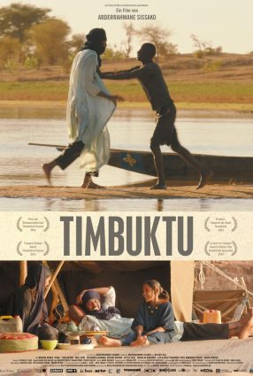Cartaz do filme TIMBUKTU