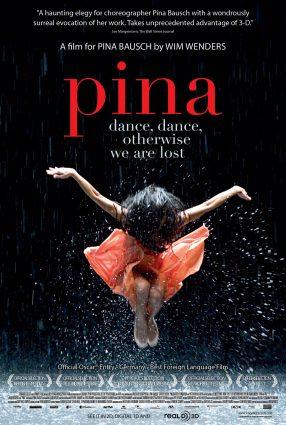 Cartaz do filme PINA