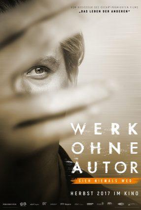 Cartaz do filme NEVER LOOK AWAY – Werk ohne Autor
