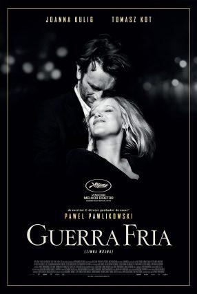 Cartaz do filme GUERRA FRIA – Cold War