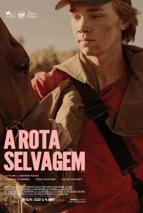 Cartaz do filme A ROTA SELVAGEM – Lean On Pete
