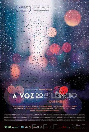 Cartaz do filme A VOZ DO SILÊNCIO