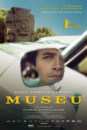 Cartaz do filme MUSEU – Museo