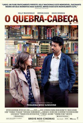 Cartaz do filme O QUEBRA-CABEÇA – Puzzle