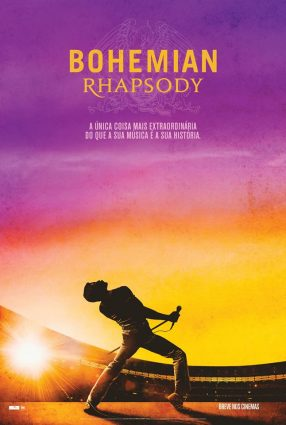 Cartaz do filme BOHEMIAN RHAPSODY