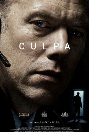 Cartaz do filme CULPA – The Guilty