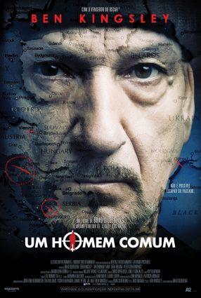 Cartaz do filme UM HOMEM COMUM – An Ordinary Man