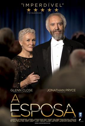 Cartaz do filme A ESPOSA – The Wife