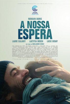 Cartaz do filme A NOSSA ESPERA – Nos Batailles