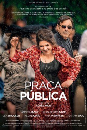 Cartaz do filme PRAÇA PÚBLICA – Place Publique