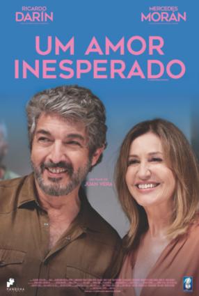 Cartaz do filme UM AMOR INESPERADO – El Amor Menos Pensado