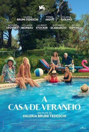 Cartaz do filme CASA DE VERANEIO – Les Estivants