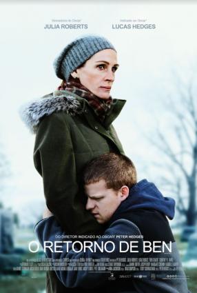 Cartaz do filme O RETORNO DE BEN – Ben Is Back