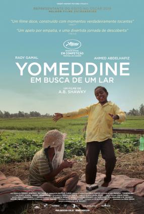 Cartaz do filme YOMEDDINE – EM BUSCA DE UM LAR – Yomeddnine