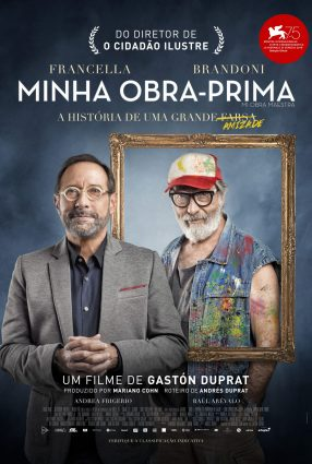 Cartaz do filme MINHA OBRA-PRIMA – Mi Obra Maestra