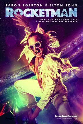 Cartaz do filme ROCKETMAN