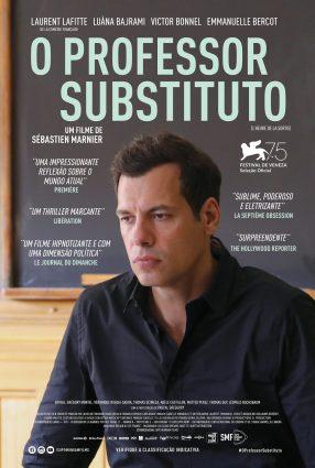Cartaz do filme O PROFESSOR SUBSTITUTO – L'Heure de la Sortie